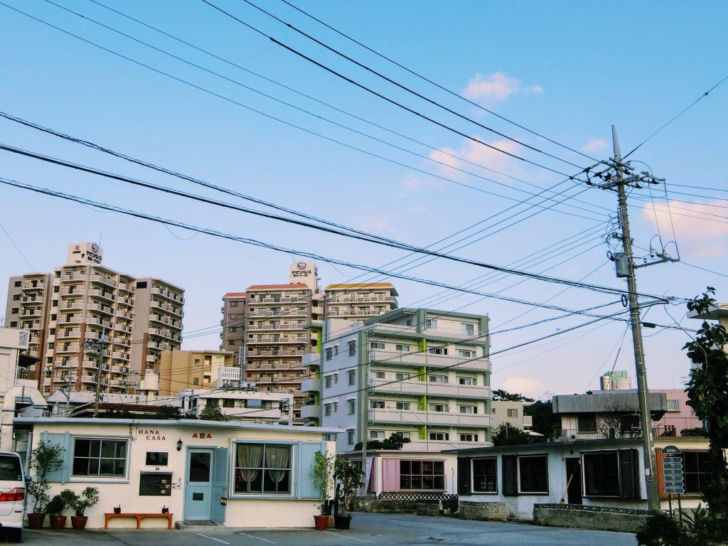 港川外人住宅街